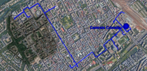 Plan du réseau